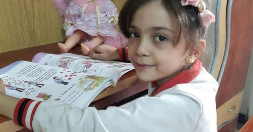 Bana Alabed - Siria - Aleppo - Twitter.