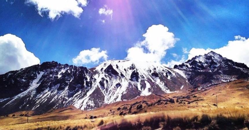 Nevado de Toluca - Foto principal.