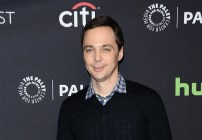 Actor Jim Parsons