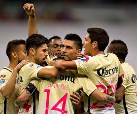America celebra en Copa MX