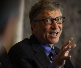Equipo de Campaña de Hillary Clinton consideró al empresario Bill Gates para la Vicepresidencia
