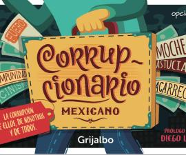 Entrevista con Alejandro Legorreta, creador del corrupcionario mexicano