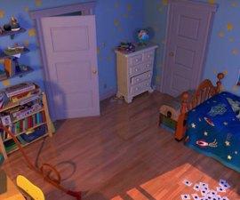 Habitación de Toy Story