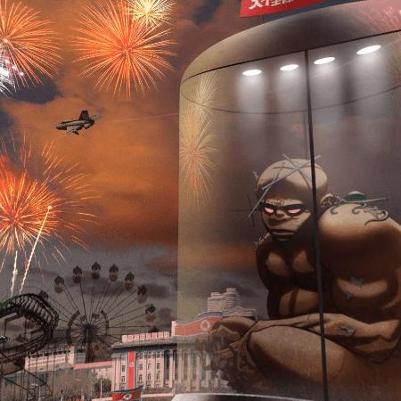 Russell-gorillaz