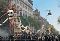 Así será el desfile de día de muertos de la CDMX