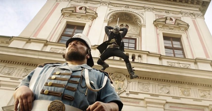 Dishonored 2 Live-action Trailer
