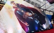 Doctor Strange Alfombra Roja