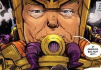 Donald Trump Supervillano