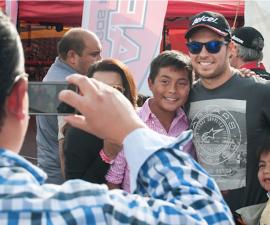 Fan Formula 1 México