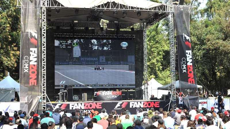 Fans Fanzone México