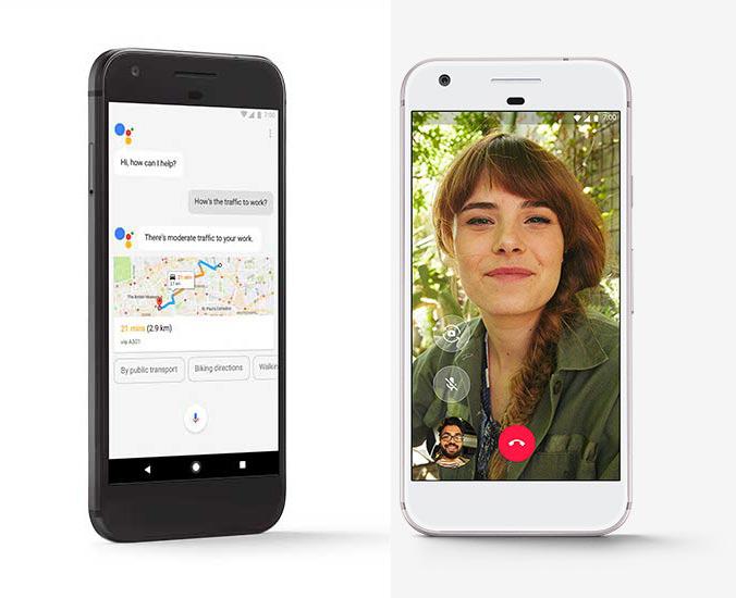 Google Smartphone Pixel Cámara