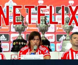 Chivas TV y Netflix podrían formar una alianza
