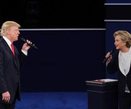 Ya llegó la hora: sigue nuestra cobertura del tercer y último debate presidencial entre Donald Trump y Hillary Clinton
