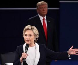 Hillary Clinton mantiene la ventaja sobre Donald Trump