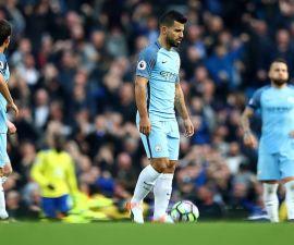 El Kun Agüero podría salir del Manchester City