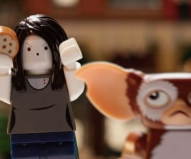 Marceline persigue a Gizmo