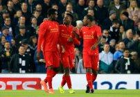 Liverpool gana en Copa