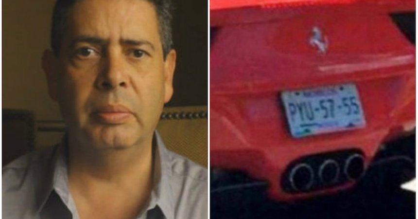 Detienen a #LordFerrari en Estados Unidos; Alberto Sentíes cuenta con dos órdenes de aprehensión