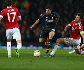 Manchester United y el Liverpool volverán a jugar un clásico