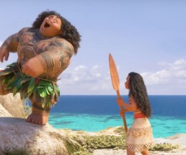 "Moana Maui Canta ""You're Welcome"""