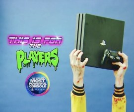 PlayStation 4 Pro Comercial 80