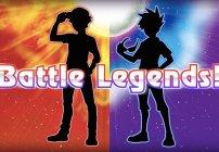 Pokémon Sun/Moon Entrenadores Legendario