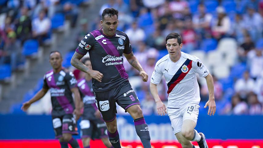 Puebla se está alejando de la liguilla