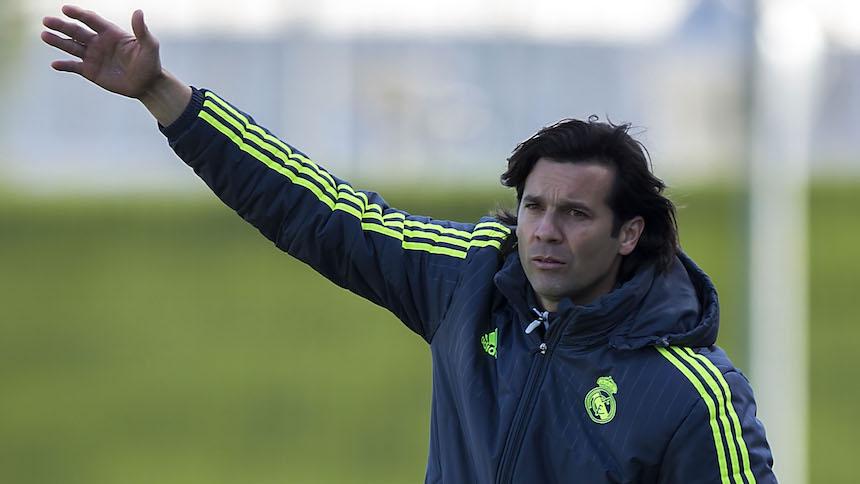 Santiago Solari actualmente es entrenador del Real Madrid Castilla