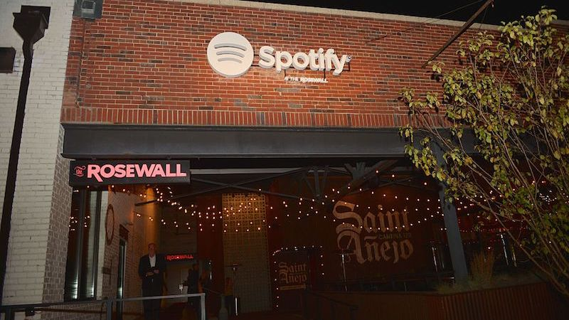 NASHVILLE, TN - NOVEMBER 02:  General atmosphere view at Spotify presents An Intimate Evening With Shane McAnally at the Rosewall on November 2, 2014 in Nashville, Tennessee.  (Photo by Jason Davis/Getty Images)