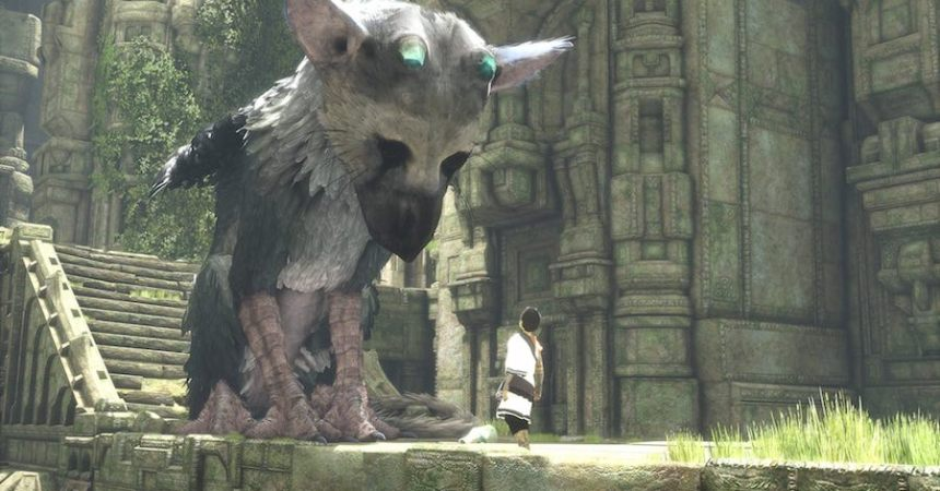 The Last Guardian ya casi sale