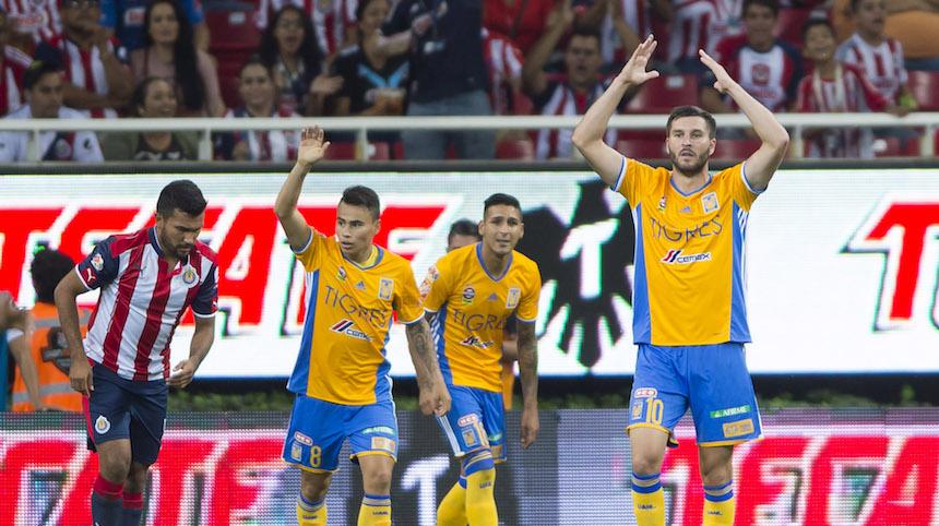 Tigres ha perdido sus dos últimos partidos