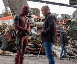 Tim Miller en Deadpool