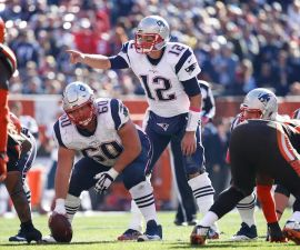 Tom Brady Patriots contra Browns