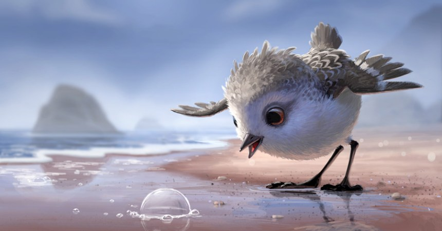Pixar Piper Shortfilm