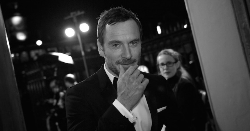 Actor - Michael Fassbender