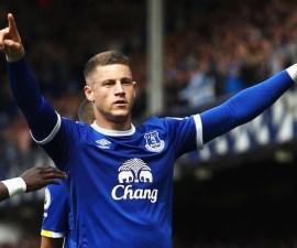 Barkley Everton Premier League