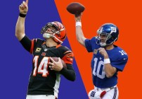 Bengasl versus Giants Monday Night