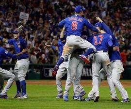 Cubs campeones