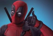Deadpool - Thumbs up