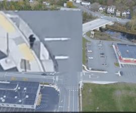 Este hombre usó un drone para descubrir la infidelidad de su esposa
