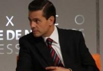 La popularidad del presidente Enrique Peña Nieto continúa a la baja