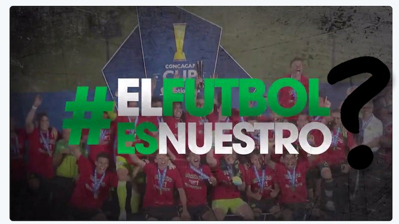 #ElFutbolEsNuestro