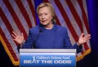 Así luce Hillary Clinton tras la derrota en las elecciones