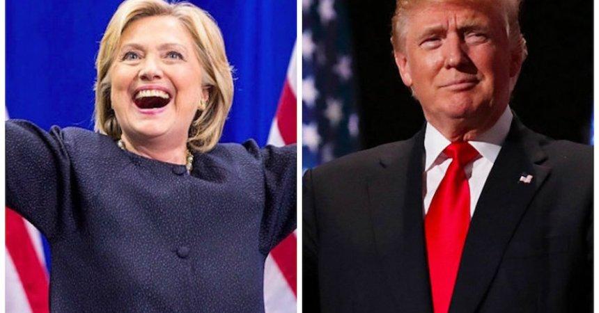 Hillary o Trump, ¿las encuestas pueden fallar su pronóstico?