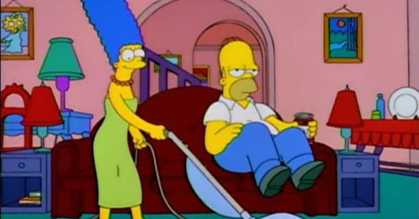 Homero el flojo