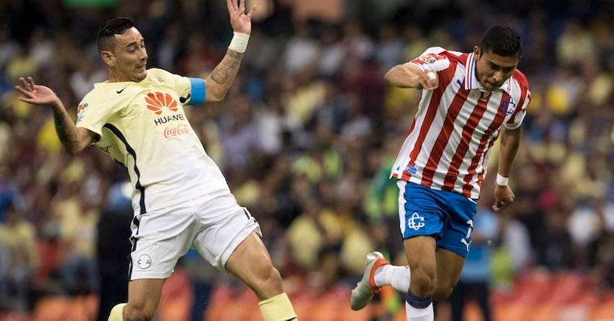 El América y Chivas jugarían en la liguilla