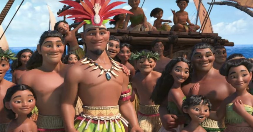 "Moana ""We Know the Way"""