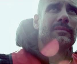 Pep Guardiola refugiados