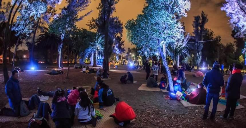 Picnic Nocturno en Chapultepec