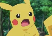 Pikachu asustado